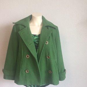 CAbi wool blend jacket